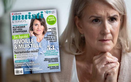30 prosenttia suomalaisista kantaa Alzheimerin taudin riskigeeniä – asiantuntija: Elintavat merkitsevät eniten