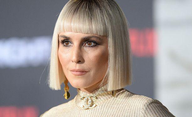Noomi Rapace, 37, tunnetaan esimerkiksi elokuvista Sovinto ja Prometheus.