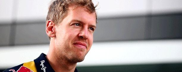 Sebastian Vettel yrittää nostaa Ferrarin suosta.