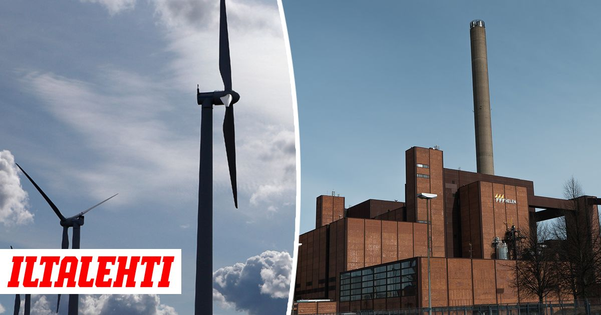 Energiateollisuus: Tuulivoima ohitti lopullisesti kivihiilen sähköntuotannossa
