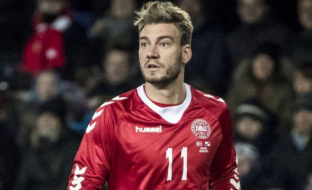 Nicklas Bendtneriä syytetään taksikuskin pahoinpitelystä.