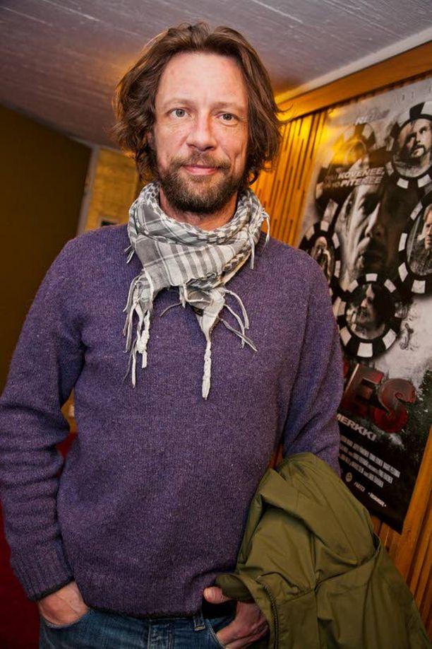Antti Reini on Vares-elokuvan tähti.