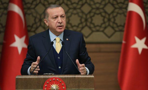 Hyökkäys Syyriaan paljastaa monta seikkaa Erdoganin hallinnosta.