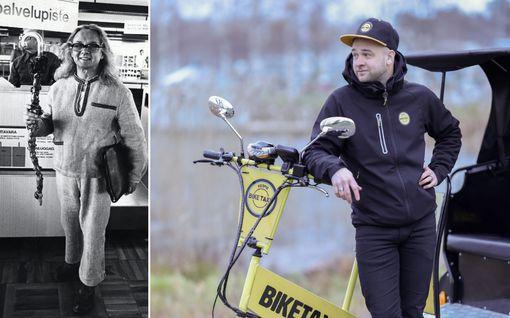 Miikan, 32, isoisä oli oman aikansa superjulkkis – luovan hulluuden perinyt yrittäjä tahtoo mullistaa taksialan