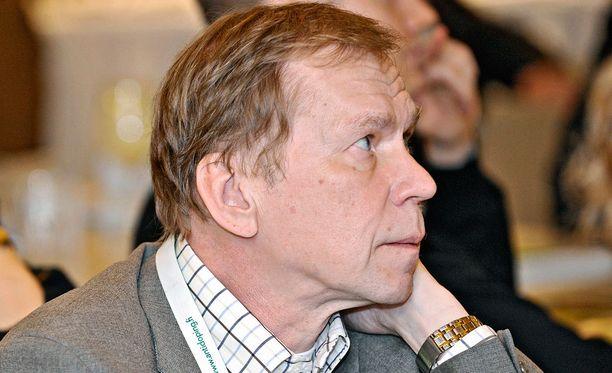 Timo Seppälä sanoo, että Sundby näyttää käyttäneen astmalääkettä suorituksensa parantamiseen.