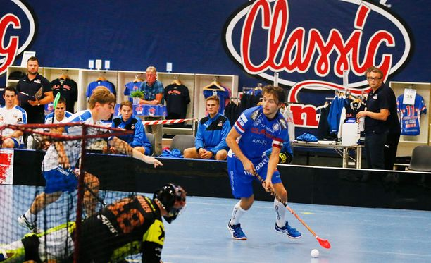 Tampereen Classic lähtee pudotuspeleihin runkosarjan voittajana.