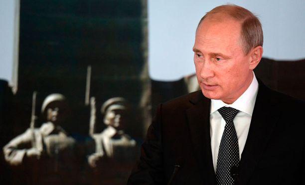 Putin vieraili keskiviikkona Mongoliassa kommentoiden samalla myös Ukrainan tilannetta.