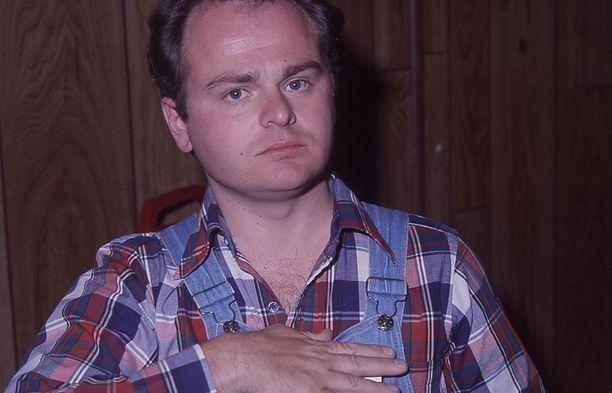 Gary Burghoffilla oli ikäeroa hahmonsa kanssa 14 vuotta.