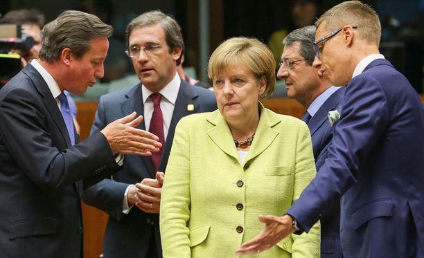 Pääministeri Alexander Stubbin (kok) mukaan EU:n ja Venäjän välisiä rajaohjelmia ei jäädytetä.