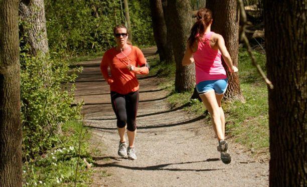 Juoksijalla on nyt onnen päivät, mutta älä innostu liikaa. Muista myös kehonhuolto.