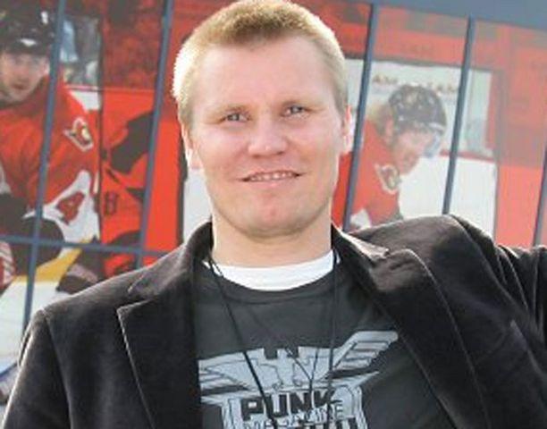 Jani Hurme hurjistui Allsvenskanin keskiviikkoisessa ottelussa.