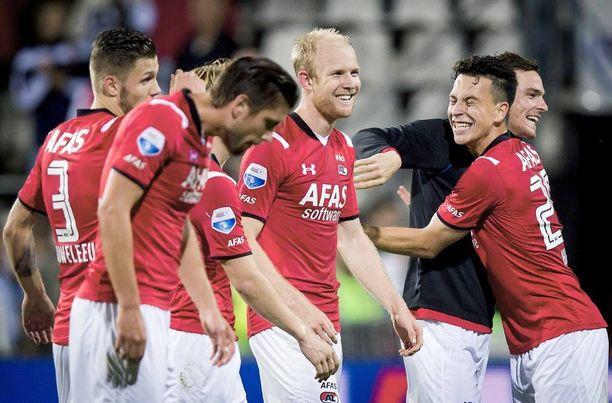 AZ Alkmaar arvottiin samaan Eurooppa-liiga-lohkoon Athletic Bilbaon, Augsburgin ja Partizan Belgaradin kanssa.