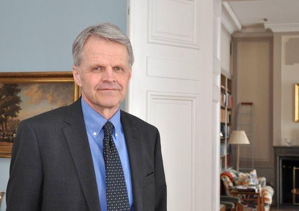 Ruotsin suurlähettiläs Anders Lidénin mielestä Soini ei syyttänyt Ruotsia terrorismin tai ihmissalakuljetuksen tukemisesta.