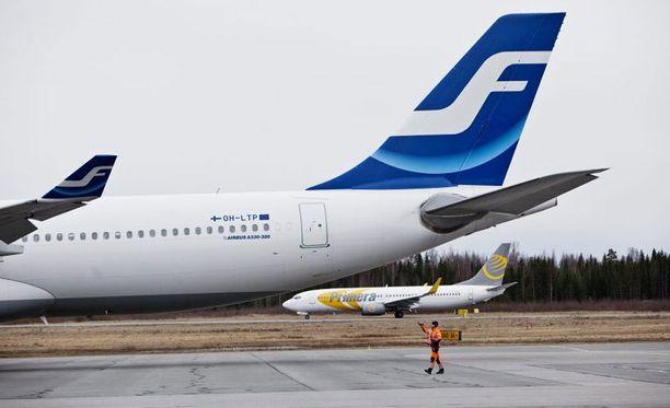 Ammattiliitto Pro vaatii Finnairin väliaikaisen turvaamispäätöksen perumista.