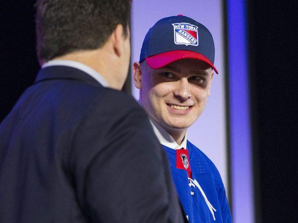 Kaapo Kakko haluaa näyttää New Jerseylle, että seura teki virheen varaustilaisuudessa.