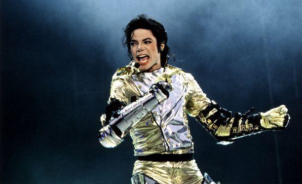 Michael Jackson menehtyi kesäkuussa 2009.