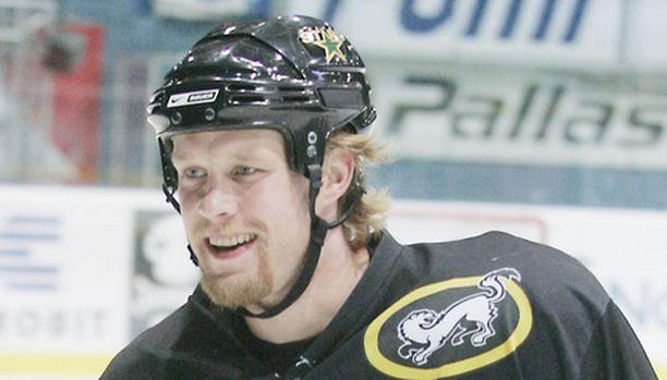Jannen Niinimaasta tuli Saku Koivun seurakaveri.