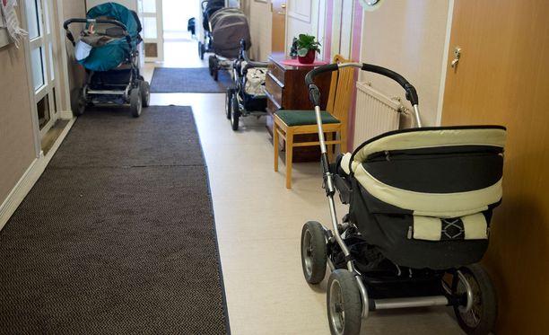 Jyväskylän lastensuojelun työntekijät kertoivat oikeusasiamiehelle myös siitä, että Jyväskylän turvakodin ahtaudesta. Kuvituskuva.