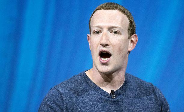Zuckerbergin omaisuuden arvo laski huomattavasti vain yhdessä yössä.