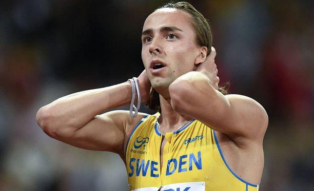 Ruotsalainen Andreas Kramer on kärsinyt vatsavaivoista, mutta tiettävästi kyseessä ei ole sama epidemiatauti kuin muiden maiden urheilijoilla.