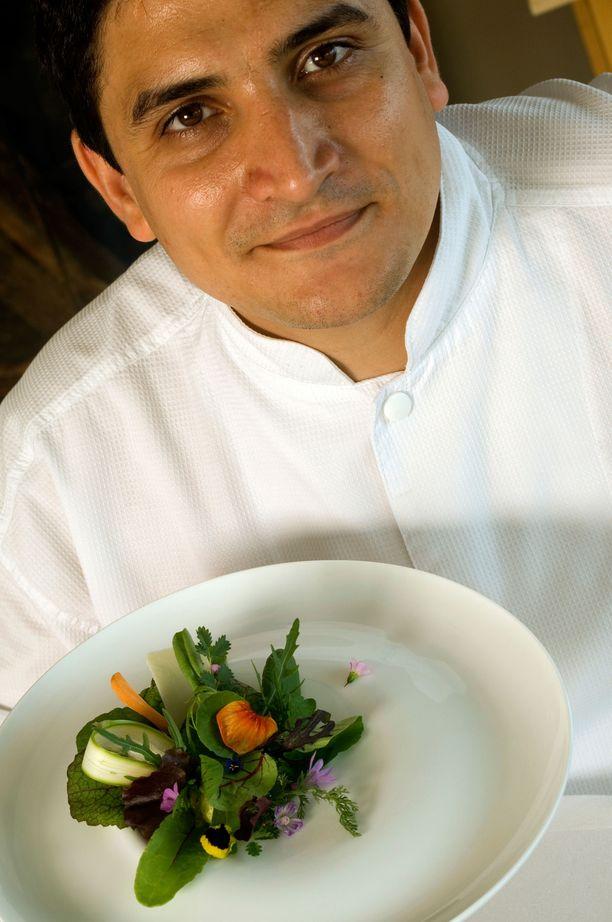 Unelmista voi tulla totta, sanoo keittiömestari Mauro Colagreco.