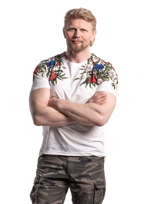 Marko Asell lupaa olevansa sosiaalinen, aivan kuten Sampo Kaulanen.