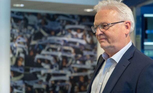 Hans Backe ei ole Lars-Åke Lagrellin mukaan halpa mies.