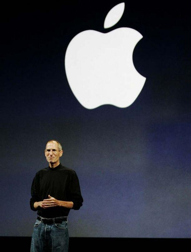 Minkälainen tuote Applen toimitusjohtaja Steve Jobsilla mahtaa olla takataskussaan?