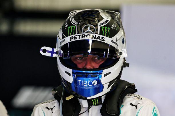 Valtteri Bottas lähtee tavoittelemaan Espanjan GP:n paalupaikkaa kello 16.00 alkavassa aika-ajossa.