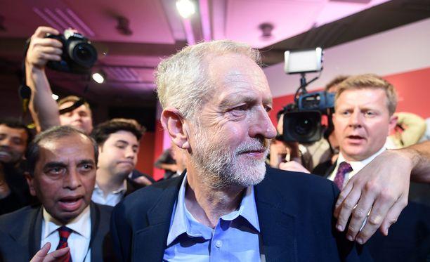 Jeremy Corbyn on tunnettu muun muassa siitä, että hän vastustaa tiukasti säästöjä.