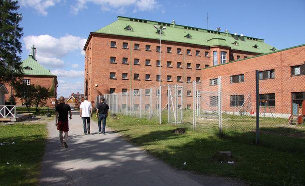 Tällä hetkellä Suomen vastaanottokeskukset ovat ääriään myöten täynnä. Arkistokuva Joutsenon vastaanottokeskuksesta.