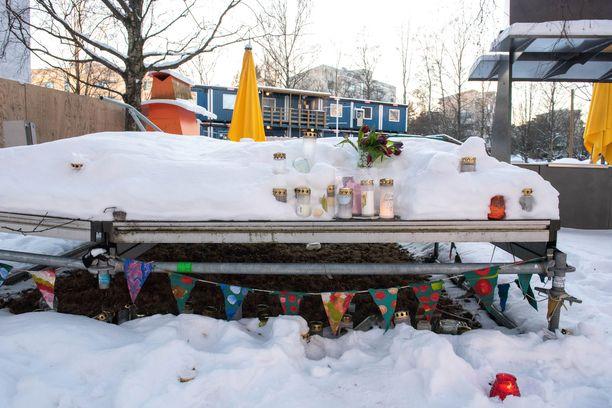 16-vuotias poika surmattiin Helsingin Koskelassa joulukuun alussa.