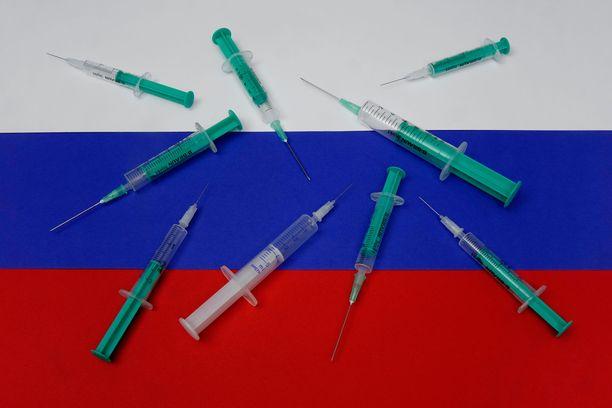 Venäjän yllä on synkkä dopingvarjo.