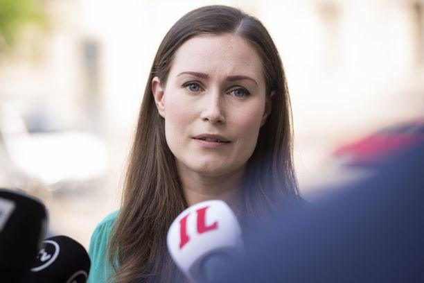 SDP:n kannatus koki ensimmäisen notkahduksensa Sanna Marinin pääministerikauden aikana.