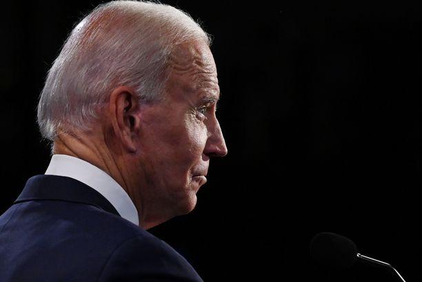 Demokraattien presidenttiehdokas Joe Biden.