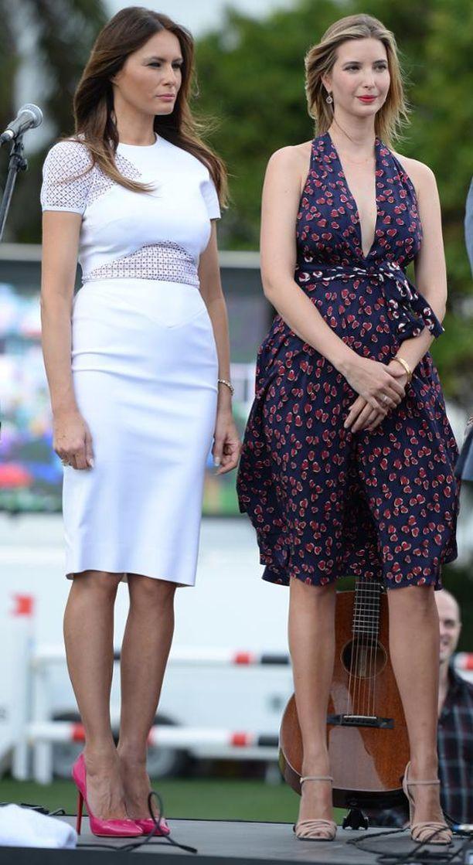 Melania ja Ivanka Trump