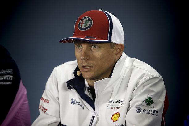 Kimi Räikkönen on nähnyt sateen Suzukassa aiemminkin.
