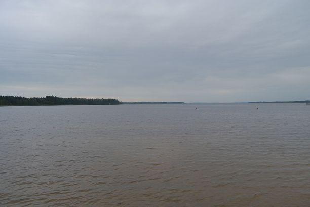 Tampereen Pyhäjärvellä tapahtui erikoinen takaa-ajo sunnuntaina 12.7.