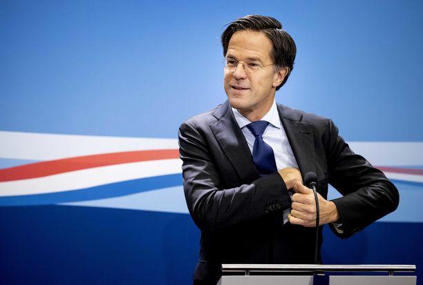 Rutten VVD-puolue näyttää voittavan Hollannin vaalit.