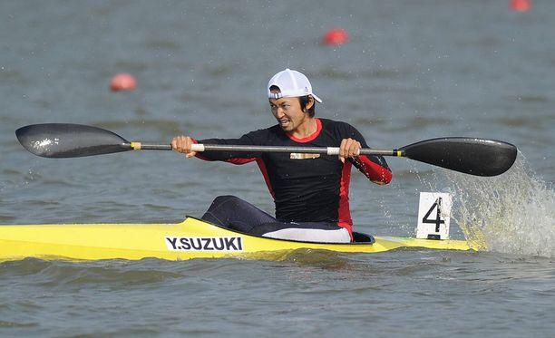 Yasuhiro Suzuki sai kahdeksan vuoden kilpailukiellon.
