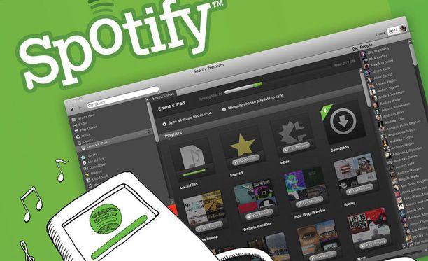 Spotifyn uskotaan laajentavan videobisnekseen.