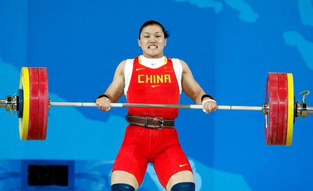 Muun muassa Cao Lei menettää olympiakultamitalinsa.