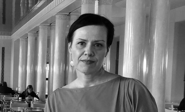 Maarit Feldt-Ranta on kuollut vatsasyöpään keskiviikkona.