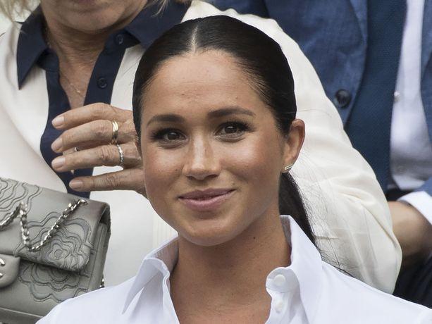 Herttuatar Meghan voi hymyillä tyytyväisenä, sillä hänen päätoimittamansa brittiläisen Vogue-lehden syyskuun numero on osoittautunut jättimenestykseksi.