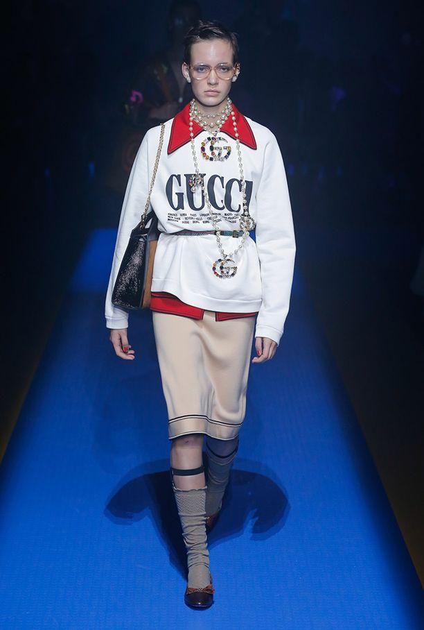 Gucci on ollut viime vuodet nosteessa.
