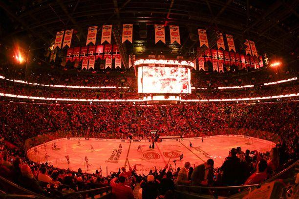 Canadiensin erätaukokisassa nähtiin harvinainen suoritus.