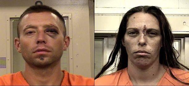Fabian Gonzalesia ja Michelle Martensia epäillään 10-vuotiaan tytön murhasta.