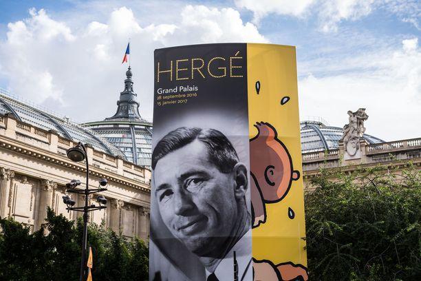 Vuonna 2016 Pariisissa järjestettiin näyttely Hergén elämäntyöstä.
