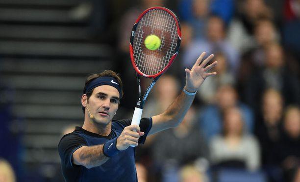 Roger Federer on vuosien saatossa oppinut myös häviämään paremmin.