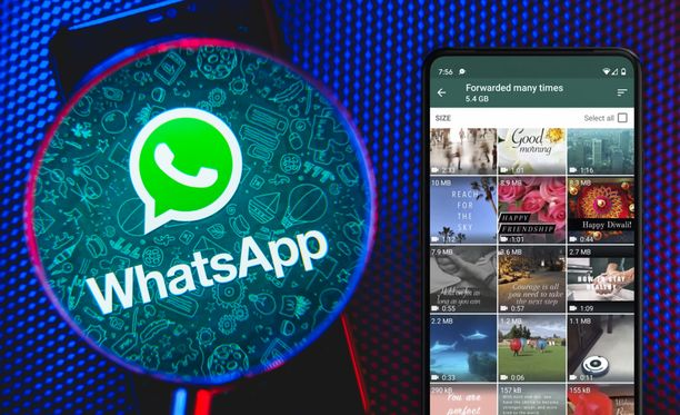 Whatsappin kautta on pian mahdollista poistaa kuvia helpommin.